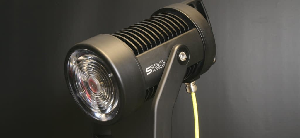 S120 LED Searchlight intro image