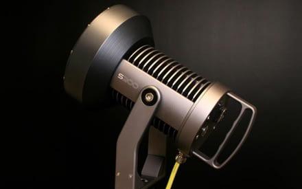 S200 LED searchlight intro image