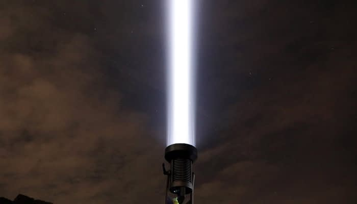 Marine Searchlights Product Testing